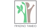 Prasino Tameio logo