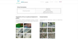artemis engineering aerosurvey website | web idea