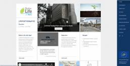Better life website | web idea