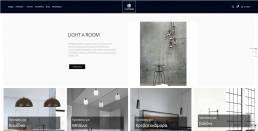 Lightroom website | web idea