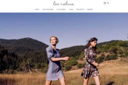 love and alicia women's fashion | web idea